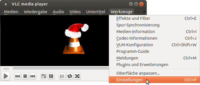 Screenshot VLC Media Player (1)